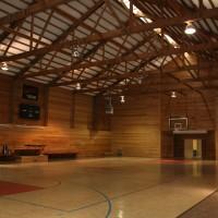 Squaxin Island School Gymnasium